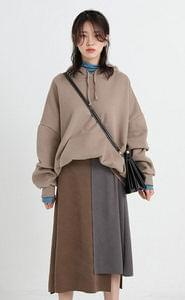 napping loose hood (3colors)