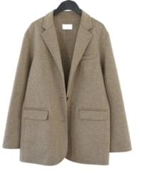 french three button jacket (2colors)