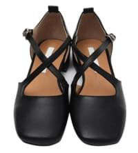 Tangle strap mary-jane shoes_M (size : 230,235,240,245,250)