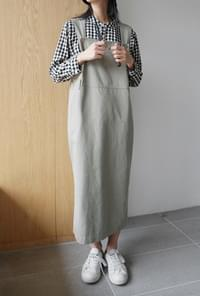 Overalls cotton one-piece