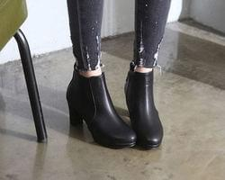 Jazzmin brushed Ankle boots