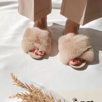 Rex Cross Slippers