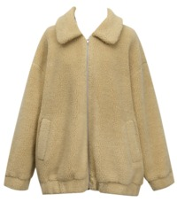 Made_outer-119_dumble zip-up_M (size : free)
