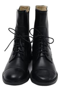 Lace up high walker_S (size : 225,230,235,240,245,250)
