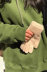 Welove - Wool Angora gloves