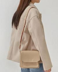 stitch point shoulder bag