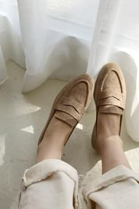 Port suede loafers, shoes