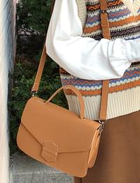 Mail dry texture bag_S (size : one)