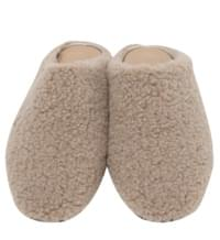 Curling dumble slipper_K (size : 230,235,240,245,250)