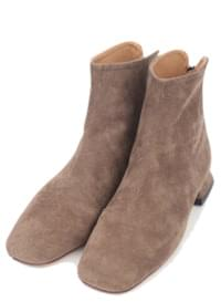 unique color suede ankle boots (230-250) 靴子