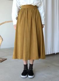 Mind Flare Long Skirt