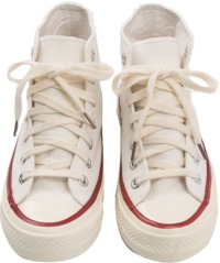 sporty high sneakers