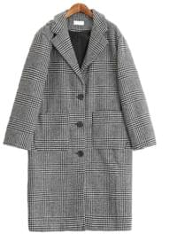 Stan check coat