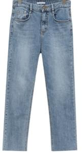 Mono slim straight denim_K (기모) (size : S,M,L)
