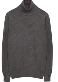 GROVE BASIC TURTLE NECK KNIT