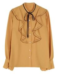 Butterfly Cape Blouse