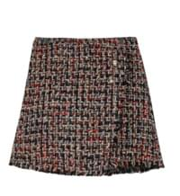 Bobby Moon tweed skirt