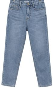 Decent winter denim pants_S (size : S,M,L)