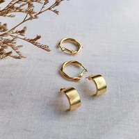 Veron vintage earrings