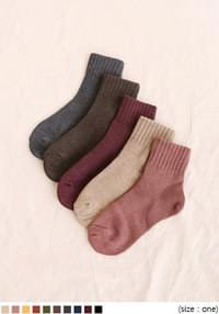10 COLOR DAILY GOLGI SOCKS
