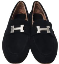 Berkin sweat buckle loafer_H