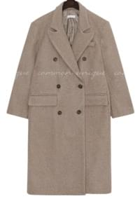 TOUCH WOOL 70% DOUBLE COAT