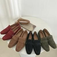 Marendi suede loafers - shoes