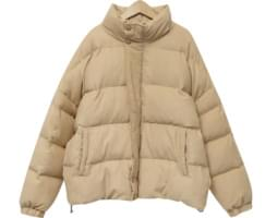 Snoop over corduroy padding_M (size : free)