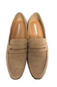Dendy suede loafers