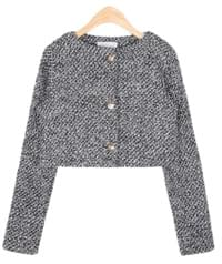 adorable tweed jacket