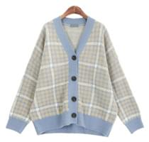 Hound check cardigan