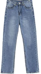 Tumi Semi-Exhaust Denim Pants