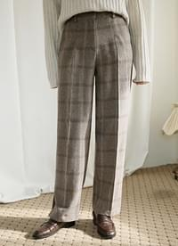 Wool 50 Check-in Slacks