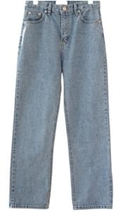basic straight denim (2colors)