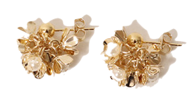 Twinkle sphere earring_K (size : one)