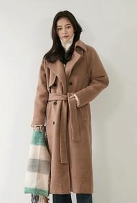 Vince Nubin Long Coat