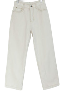 Stitch Natural 02 Oatmeal Pants