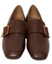 Position buckle loafer_K (size : 230,235,240,245,250)