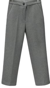 Noise warm crop slacks_B (울 40%) (size : S,M)