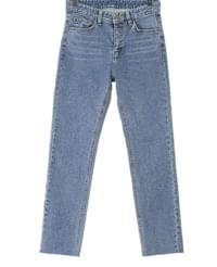 Feld brushed denim pants