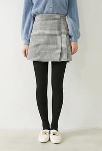 Glen House Check Skirt