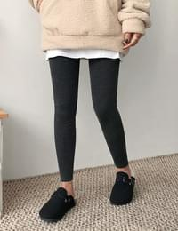 Mink leggings