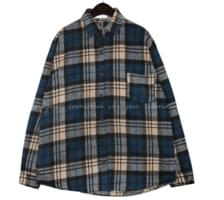 RODA CHECK COLOR POCKET SHIRTS