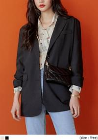 CAMIL BASIC SINGLE JACKET
