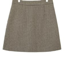 Small Hound Mini Skirt