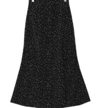 Bubble Dot Bellain Skirt