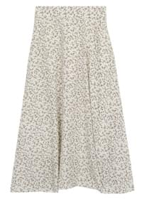 Rosley flare long skirt