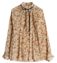 Wedding Flower Blouse