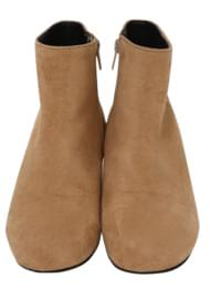 Grass suede boots_S