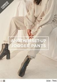 ANOTHER SET-UP JOGGER PANTS